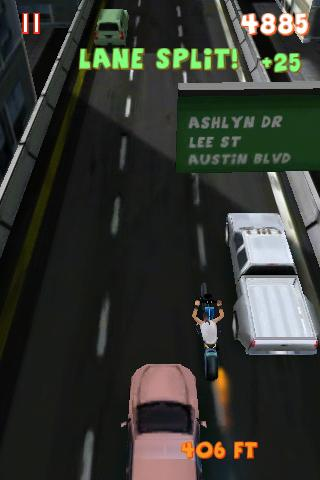 Lane Splitter screenshot 4