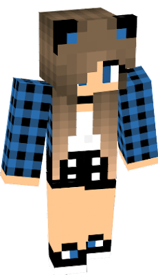 Catgirl Nova Skin - Minecraft skins girl namemc
