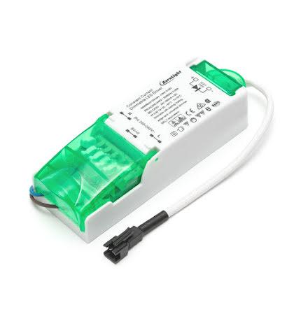Xerolight LED Driver 350/500mA Snabbansl. JST-SM Dimbar