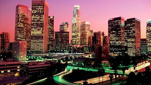 Los Angeles Live Wallpaper