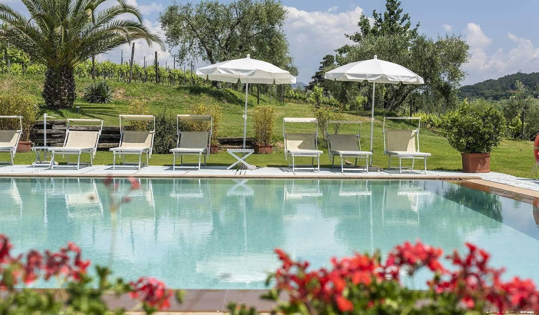 Villa avec jardin et terrasse Luciani