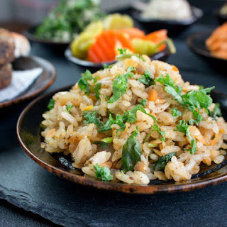 Middle Eastern Rice and Lentils (Mujadara) Recipe