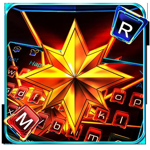 Baixar Nobel Marvel Warrior Hero Keyboard Theme para Android