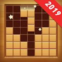 Wood Block Puzzle - Free Classic Block Puzzle Game icon