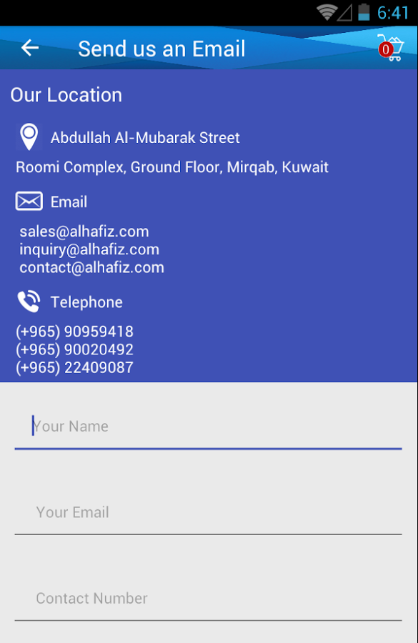 AL-Hafiz App Official- screenshot