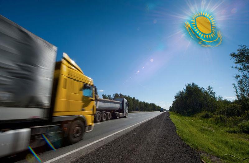 Как доставить груз в Казахстан из Украины