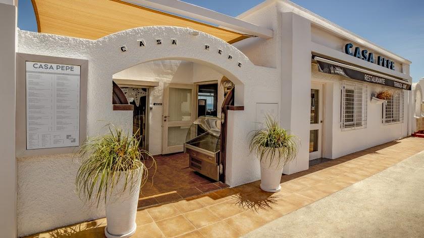 Jornadas del Pescado del Mar de Alborán y los Arroces en Restaurante Casa Pepe