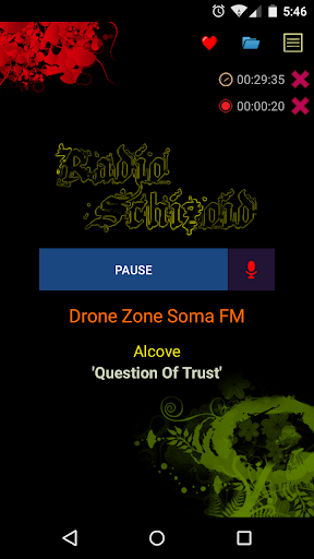 Schizoid+ Radio Online screenshot 4