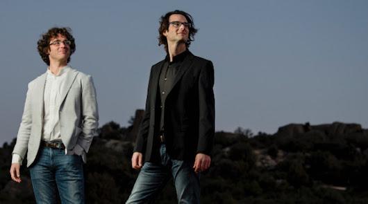 Los pianos del dúo Del Valle ponen hoy el broche de oro a Clásicos en el Parque