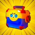 Box Collector for Brawl Stars: Christmas! icon