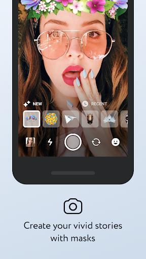 VK — live chatting & free calls screenshot 4