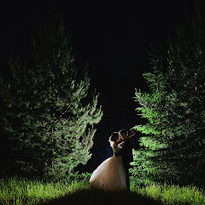 Wedding photographer Dmitriy Leshukov (DeMgA). Photo of 11.07.2017