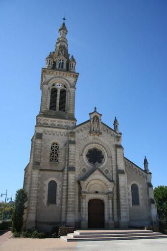 photo de Eglise Saint André (LE TEICH)