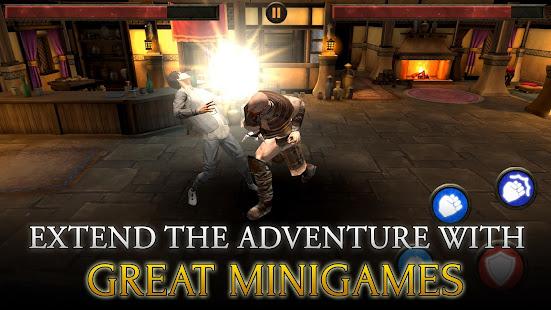 Hack Game Arcane Quest Legends apk free