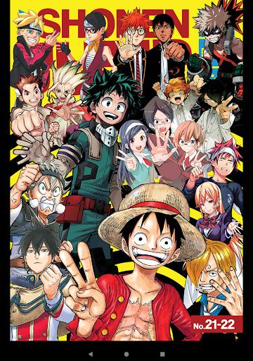 Shonen Jump Manga & Comics 4.1.4 Screenshots 6