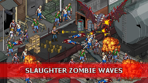 Fury Survivor: Pixel Z 1.007 screenshots 3