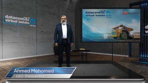 Ahmed Mahomed, Virtual Mining Indaba 2020