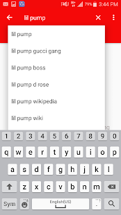 Song Cloud - Lil Pump Collection - náhled