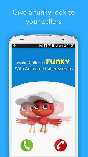 Funky Caller