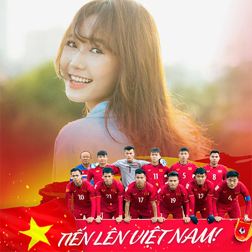 Vietnam Championship Photo Frames