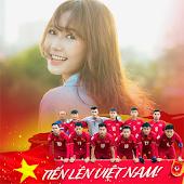 Tải Khung ảnh Việt Nam Chiến Thắng miễn phí