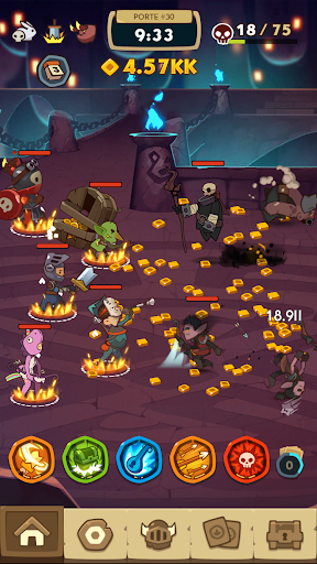 Almost a Hero - Idle RPG Clicker  screenshots 7