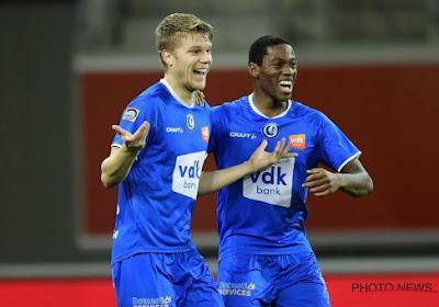 La Gantoise reprend de l'allant depuis sa défaite au Sporting Charleroi