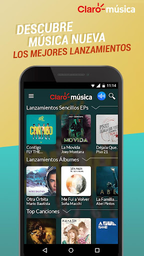 Claro Mu00fasica 8.3.19 screenshots 2