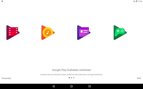 Google Umfrage App Mehr Umfragen Bekommen