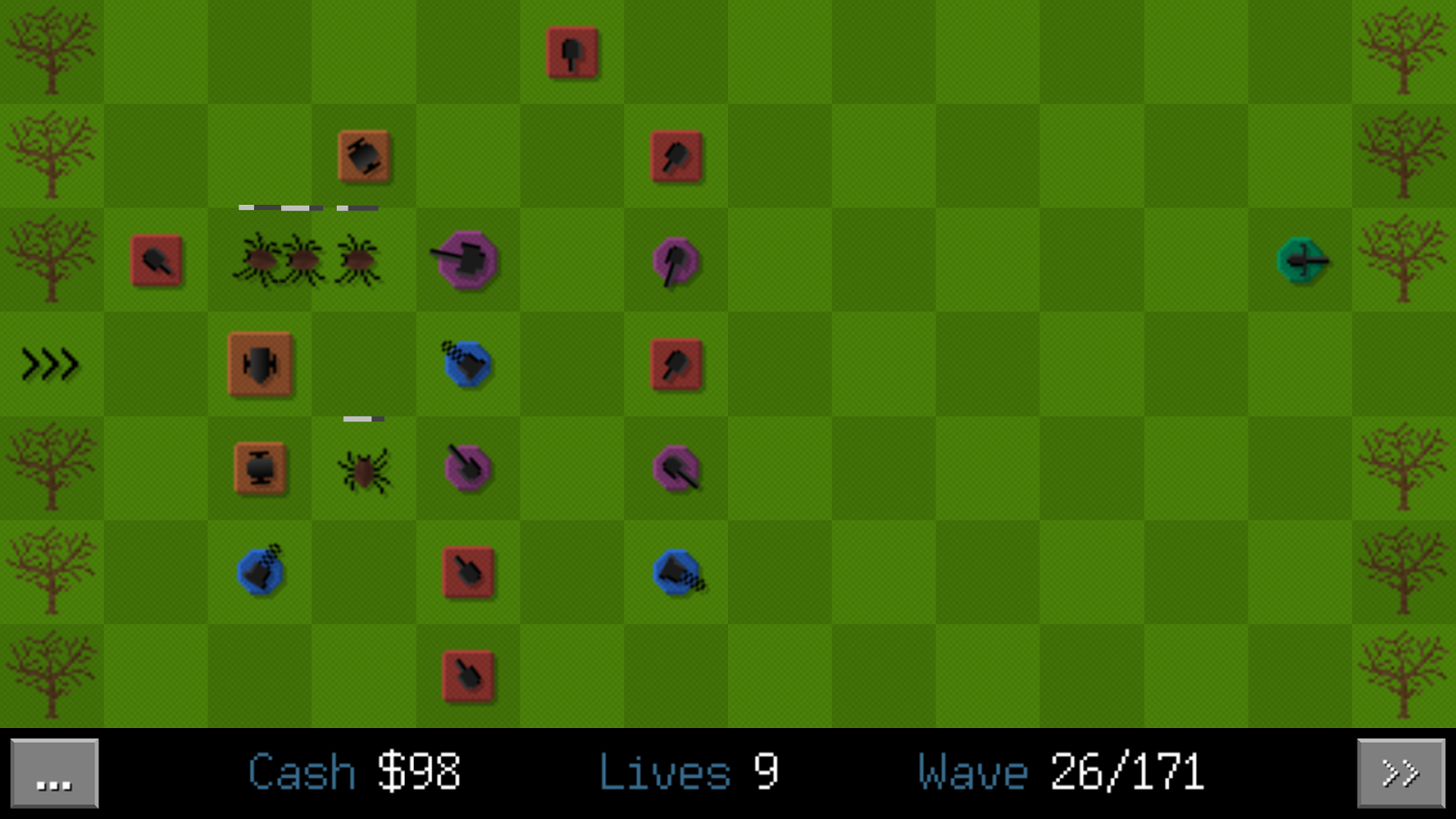 Bugs- screenshot