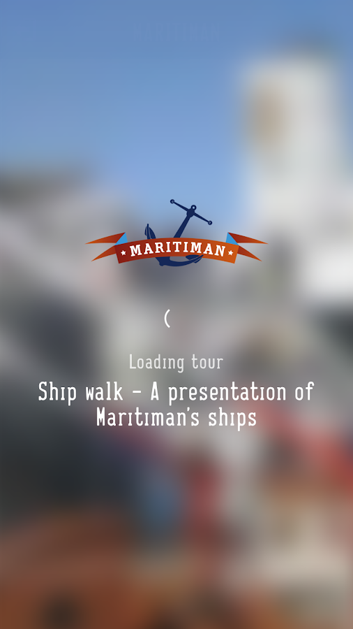 Maritiman Guides- screenshot