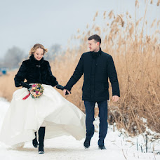 Wedding photographer Evgeniy Semenov (SemenovSV). Photo of 18.02.2017