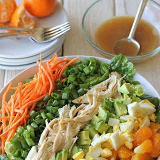 Asian-Style Cobb Salad.