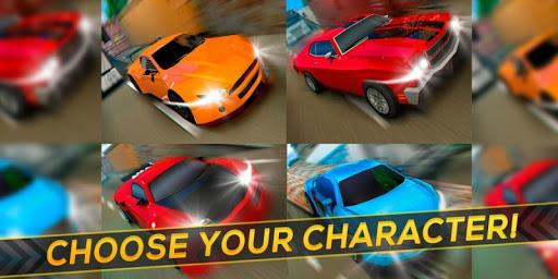 Highway Speed Car Racing  screenshots 3