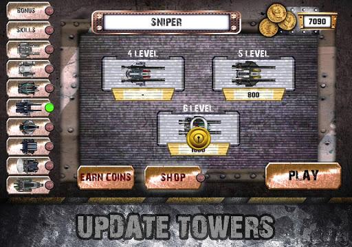 Tower Defense: Tank WAR 2.0.4 Cheat screenshots 4
