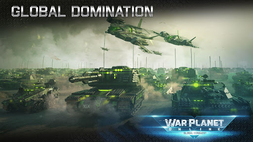 War Planet Online: Real-Time Strategy MMO Game 3.3.0 screenshots 2
