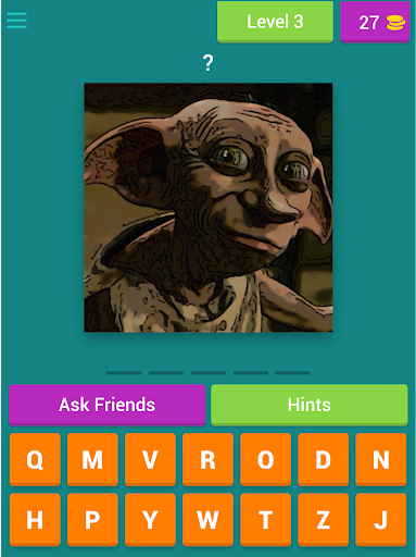 Quiz Harry Potter - English  screenshots EasyGameCheats.pro 3