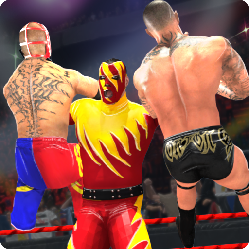 RUMBLE WRESTLING EVOLUTION : WRESTLING GAMES FIGHT (game)
