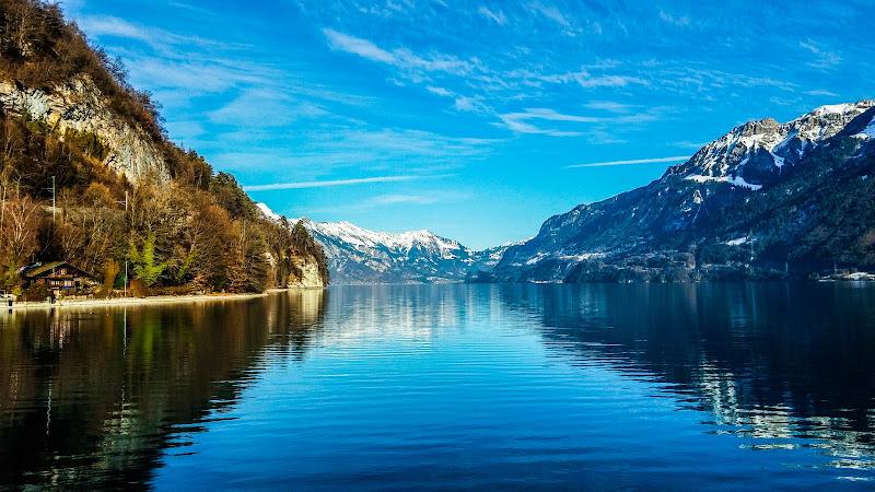 Lago di Interlaken (Svizzera) di GiovanniPalumbo