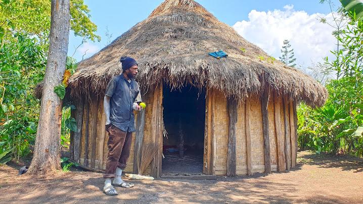Dia 147 - Os HOMENS LAMA de Asaro e Goroka | Papua Nova Guiné