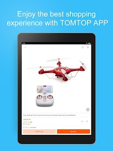 TOMTOP Shopping screenshot 17