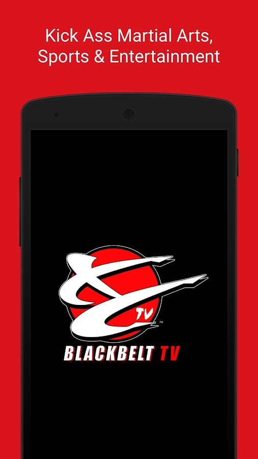 Blackbelt TV- screenshot