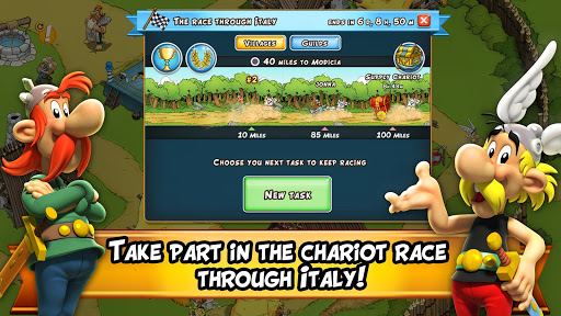 Asterix and Friends 2.0.3 screenshots 8