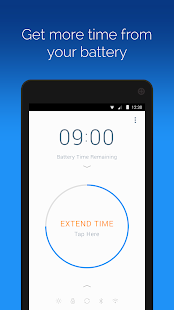 Battery Time Saver & Optimizer Screenshot 2