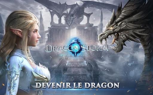 Dragon Storm Fantasy astuce APK MOD capture d'écran 1