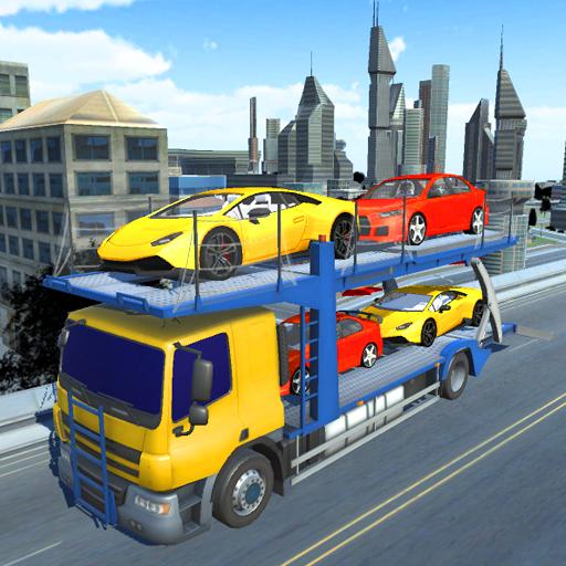 Car Transporter Truck 2017