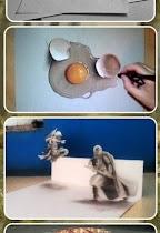 3D Drawing Art Design - screenshot thumbnail 04