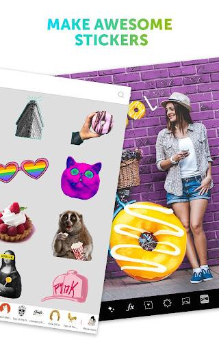 PicsArt Photo Studio & Collage screenshot 7