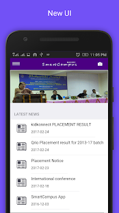 MACERC SmartCampus App- screenshot thumbnail