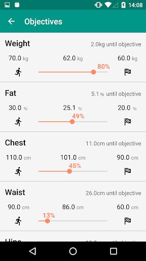 Weight Loss Tracker + screenshot 5